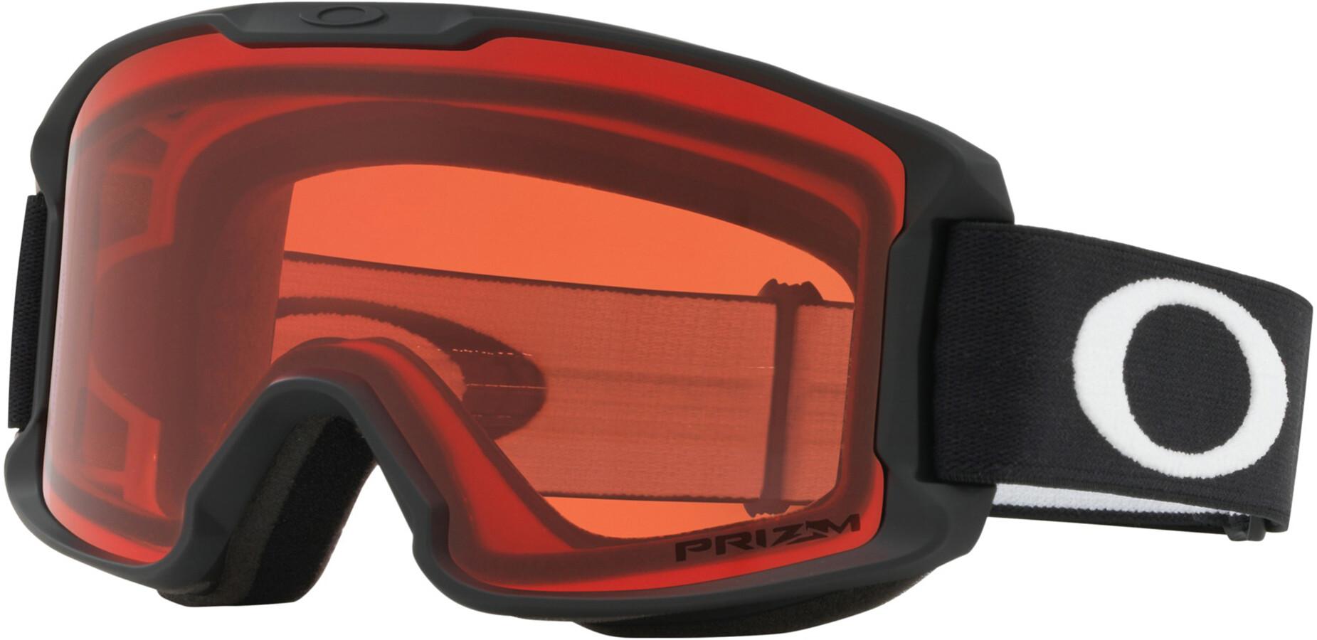 31c2623628 Oakley Line Miner - Gafas de esquí Niños - rojo/negro | Campz.es